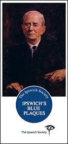 Ipswich Society Blue Plaues leaflet 2017